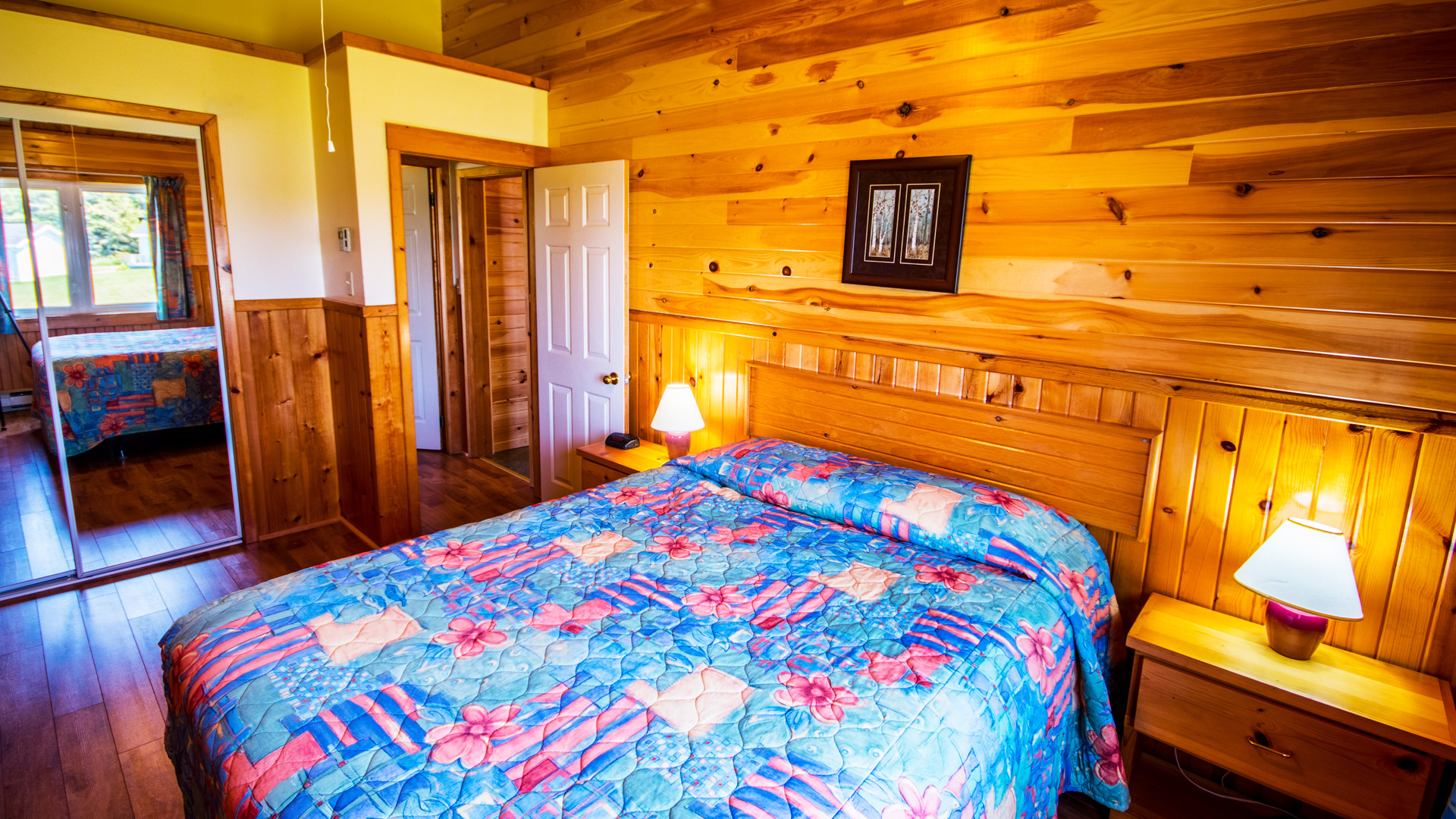 4 Bedroom-Queen Bed