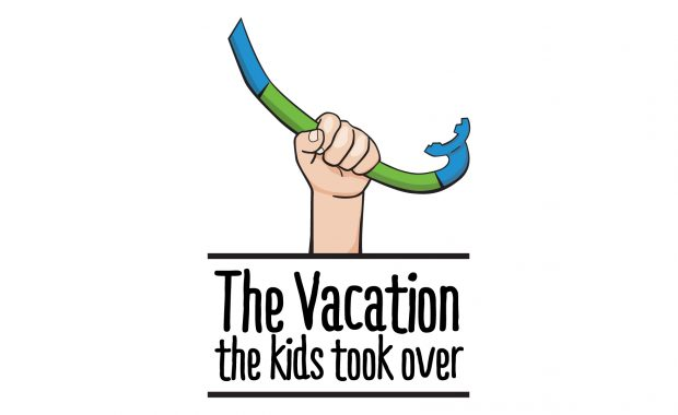 The Vacation the Kids Took Over
